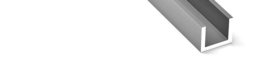 Профиль алюминиевый п образный