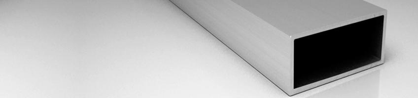 Алюминиевые прямоугольные трубы