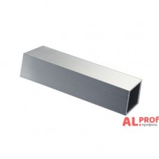 Труба квадратная алюминиевая 60х60х3