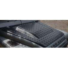 Алюминиевый рифленый лист: преимущества и области применения, методы и особенности производства