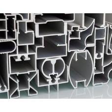 Виды алюминиевого профиля по конфигурации