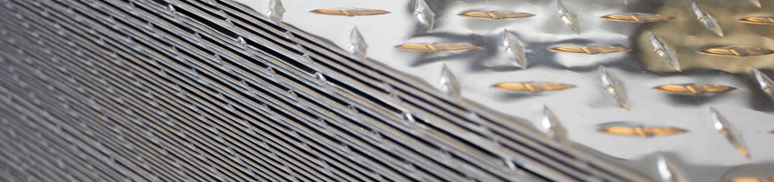Рифленые алюминиевые листы