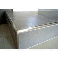 Как крепить алюминиевые уголки