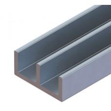 Применение П-образного и Ш-образного алюминиевого профиля в строительстве
