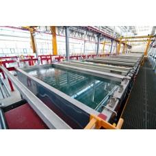 Как выполняется теплое анодирование алюминия в промышленных условиях?