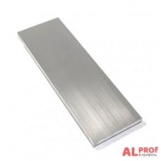 Полоса алюминиевая 80x10