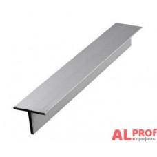 Тавр алюминиевый 20x15x2
