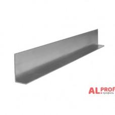 Угол алюминиевый 40х70х2